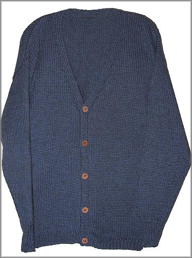 Men's & Women's Cardigans knitted in Australia
