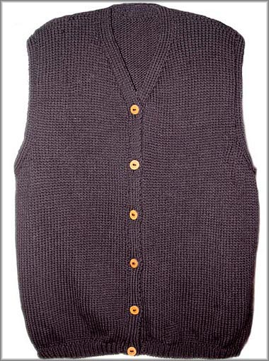 Men's & Women's Vests knitted in Australia
