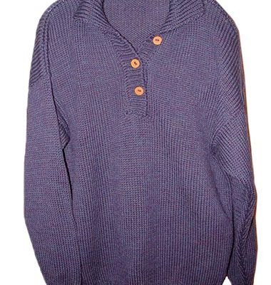 Shirt Collared Jumper